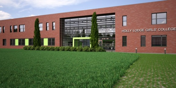 Holly Lodge Girls College