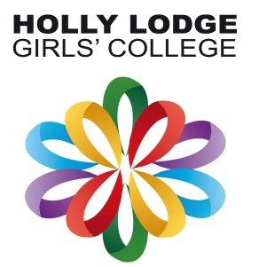 Holly Lodge Girls' College Logo
